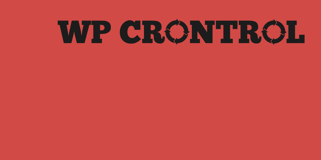 WP Crontrol Plugin