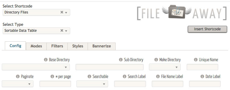Adding a directory of files