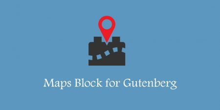 Maps Block for Gutenberg