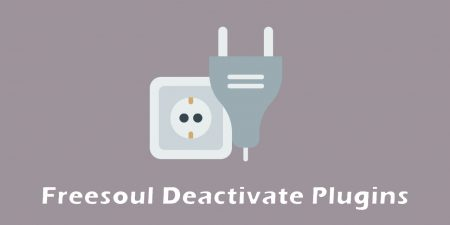 Freesoul Deactivate Plugins