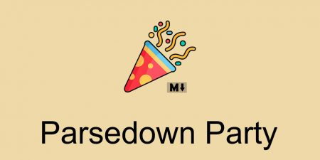 Parsedown Party for WordPress
