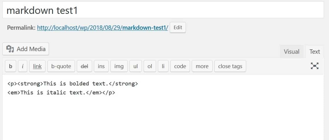This is how it looks like converted to HTML