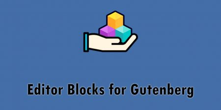 Editor Blocks for Gutenberg
