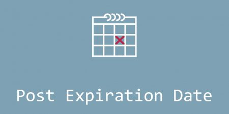 Post Expiration Date