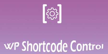 WP Shortcode Control