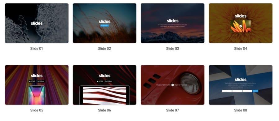 Slides Designmodo