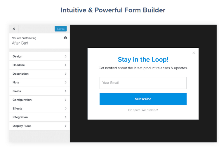 MailOptin Page Builder