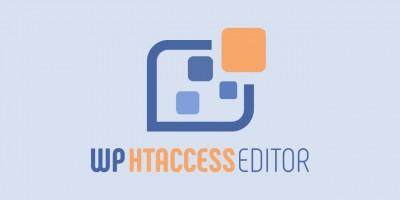 WP Htaccess Editor