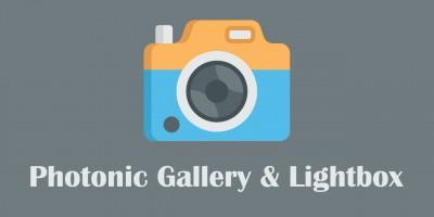 Photonic Gallery & Lightbox