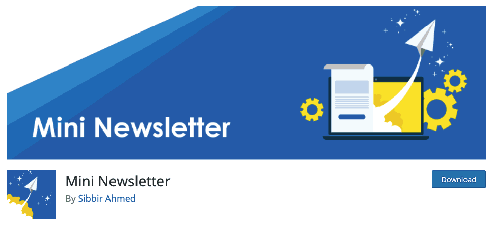 Mini Newsletter