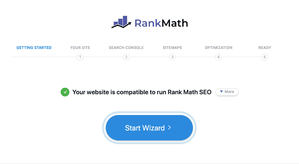 Rank Math Installation