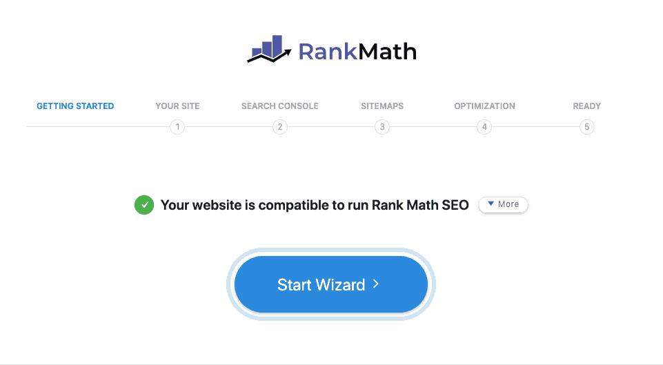 Rank Math Installation