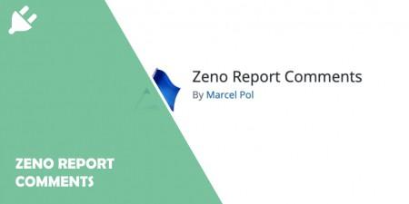 Zeno Report Comments