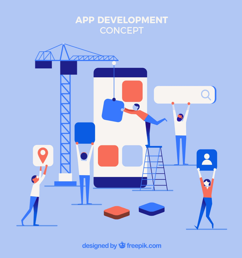App developing process