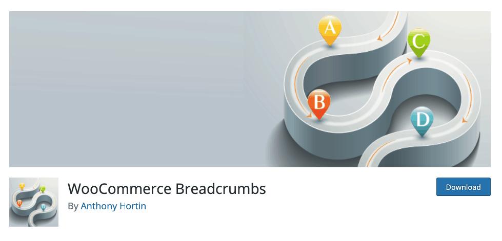 WooCommerce Breadcrumbs