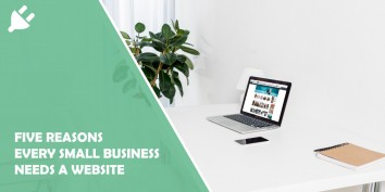 Reasons why every small business needs a website