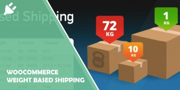 WooCommerce Wight Based Shipping