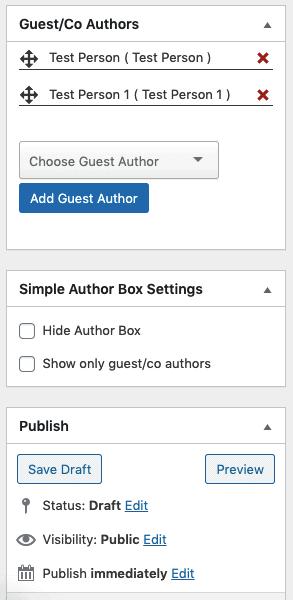 Guest-Co Authors