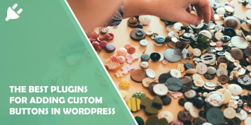 Custom Buttons WordPress