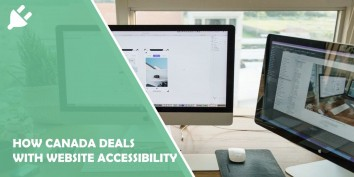 How Canada deals with website accessibility