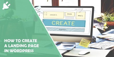 How to create a landing page in WordPress the complete guide