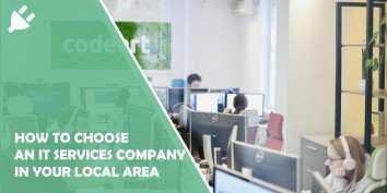 Choose the Best IT Services Company in Your Local Area