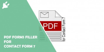 Pdf Forms Filler for Contact Form 7
