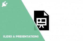 Slides & Presentations