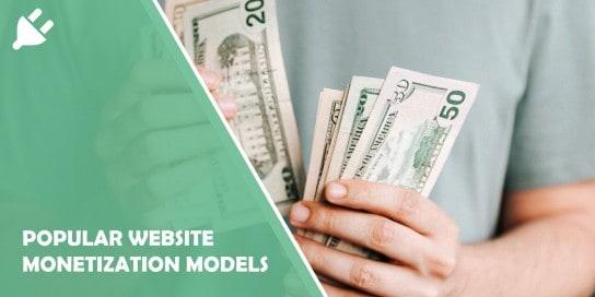 5 Popular Website Monetization Models
