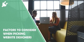 Factors to Consider When Picking Website Designers