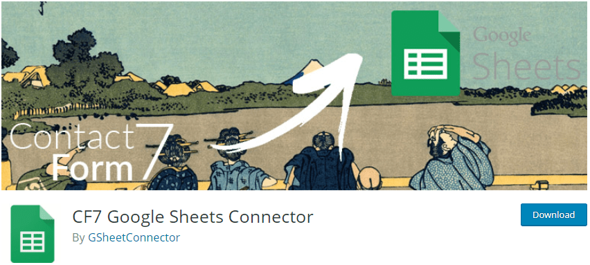 CF7 Google Sheets Connector