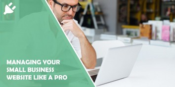 Managing Your Small Business Website Like a Pro