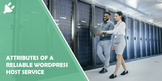 Speed, Uptime, Customer Service – Attributes of a Reliable WordPress Host Service