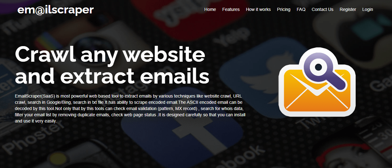 EmailScraper