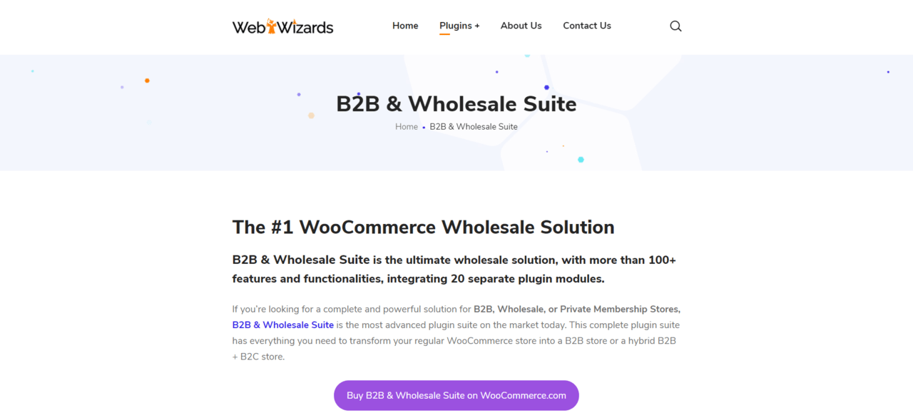 B2B & Wholesale Suite