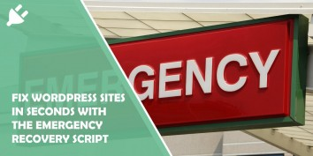 Fix WordPress Sites in Seconds With the Emergency Recovery Script