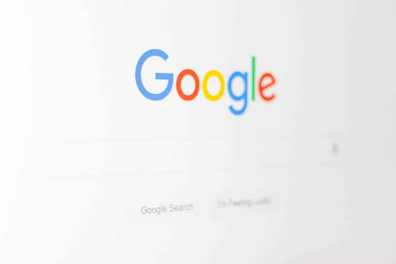 Google search up close