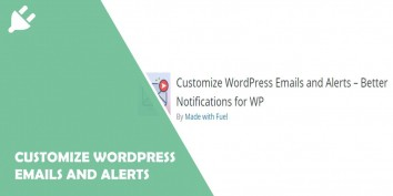 Customize WordPress Emails and Alerts