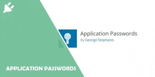 Application Passwords