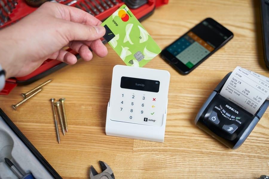 Credit card peyment